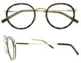 Стекла рамки Eyeglass Китая самые последние круглые продают рамки оптом металла