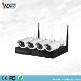Самые новые наборы системы безопасности NVR IP иК 4chs 1.0/1.3/2.0 Megapixels водоустойчивые