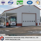 Structure en acier Sinoacme portique hangar de construction