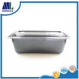 Биоразлагаемые пластиковый контейнер для продуктов с высокой емкостью для хранения продуктов питания