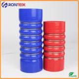 Flexible de bosse/ silicone renforcé de la bosse des flexibles avec des anneaux
