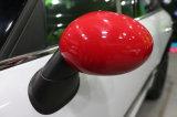 Цвет Sporty типа brandnew ABS пластичный UV защищенный красный с крышками зеркала высокого качества для миниого бондаря R56-R61