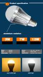 Bulbo do diodo emissor de luz com brilho elevado para a entrega curta