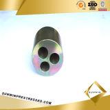 Metall vorgespanntes Anchorage (Anker) und Keil für Stahlstrang