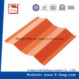 Крыша Tiles200*200mm цвета толя глины Mateial здания стальная