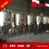 Fermenteurs revêtus coniques de bière de la qualité 50L