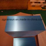 Plaque en aluminium utilisée pour le portable