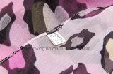 Sjaal van de Chiffon van de Zijde van de douane de Nieuwe Ontwerp Afgedrukte voor Vrouwen