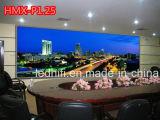 Indoor petit affichage à LED de location de pixels avec 200*100mm Bord P1.5625 Module à LED de la publicité