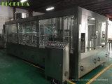 Gaseosa enjuagado, llenado y nivelación de la máquina