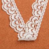 Merletto lavorato a maglia poco costoso di alta qualità del merletto del fiore del broccato