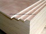 Varia madera contrachapada del espesor con alta calidad