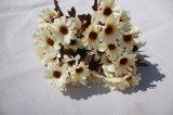 Preiswertes Silk künstliche Blumen-gefälschtes Gänseblümchen für Hauptdekoration-Zubehör