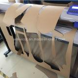 Дизайн одежды чертеж бумаги и режущий плоттер