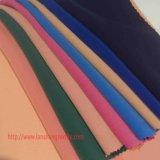 Tela tecida tingida do poliéster para a fibra química de matéria têxtil da HOME do vestuário