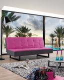 Base de sofá plegable elegante de la tela