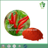 Капсаицин 1%~98% выдержки красного перца Anti-Convulsant