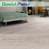 住宅かオフィスのためのビニールの木製のタイプ床のマットのタイルシート