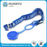 키를 위한 길쌈된 방아끈을 인쇄하는 조정가능한 목 홀더 폴리에스테
