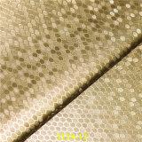Cuero material de la PU del nuevo diseño de la alta calidad para el bolso