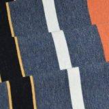 tessuto legato della banda Yarn-Dyed 370GSM
