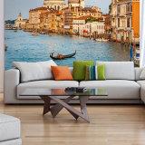 Nueva impresión moderna de los fondos del vinilo de la sala de estar de la mejor venta moderna