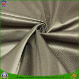Home textile enduit PVC imperméable Fr Blackout Rideau en polyester tissé Tissu coloré