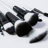 cepillo de encargo profesional del maquillaje 12PCS con la maneta blanca