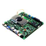 Processador Intel Core i7 5500u Dual Core Motherboard incorporado com a LVDS VGA para quiosque de Thin Client