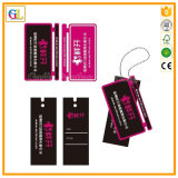 習慣によって印刷されるフルカラーOPP多袋の堅いペーパー見出しカード