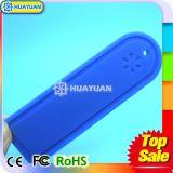 Mehrfachverwendbare und waschbare Alen H3 Wäscherei-Marke des Silikon-RFID
