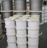 Corde à fil en acier inoxydable 7 * 19 201/302/304/316