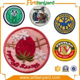 Os patches Half-Embroidered Fashion Design personalizado