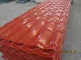Prepaintedプロフィールの屋根ふきシートの/PPGIのステップ屋根瓦