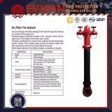 Boca de incêndio de incêndio à terra de Di BS750 Dn100 com melhor preço