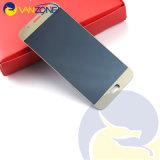 LCD de Delen van de Vervanging van de Assemblage van de Becijferaar van het Scherm van de Aanraking van de Vertoning voor de Melkweg A8 A8000 met Embleem, het Vrije Verschepen van Samsung