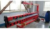 Lodo Water Cooling Hot Press Machine pour PVC PU Convoyeur à convoyeur