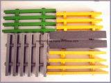 Reja de la extrusión por estirado de T1210 FRP de la buena calidad