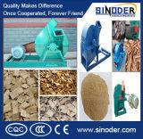 生物量の木製の餌の製造所の中国からの木製の餌の生産ライン