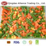 Замороженные смешанные овощи с мозолью моркови горохов сладостной