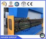 prensa de doblado CNC hidráulica máquina de doblado de lámina metálica