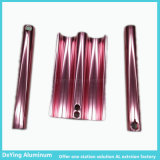 Extrusion en aluminium/en aluminium de profil pour le redresseur de cheveux