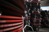il filo di acciaio flessibile 4sh si è sviluppato a spiraleare tubo ad alta pressione