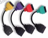OBD Cables voor Multiecuscan/Fiatecuscan Adaptor voor FIAT voor Charmeur voor Lancia voor Alfa