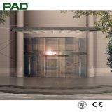 Het vervaardigde Automatische Ontwerp van de Deur van het Glas voor Woningbouw
