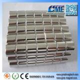 De cilindrische Massa van de Magneten van de Zeldzame aarde van de Magneten van het Neodymium van Wikipedia van de Magneet Scherpe