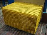 Rejas Grating de Pultruded de la fibra de vidrio del suelo de la calzada