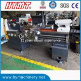la máquina del torno de metal CS6266Bx1000 universales horizontal motor en el banco