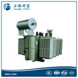 11kv 33 Kv 12500 Transformator van de Macht van kVA de Olie Ondergedompelde