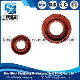 На заводе гидравлической системы и износ резинового уплотнения Tc двойной кромкой масляного уплотнения